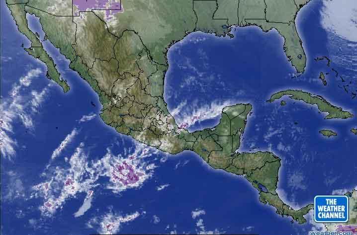 Click aqui para ver el cliama actual en Mexico