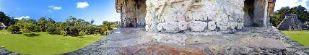 Sitio arqueologico de palenque 3, palenque, mexico
