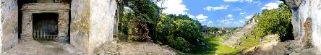 Sitio arqueologico de palenque 5, palenque, mexico