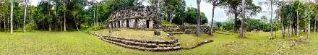 Ruinas de yachlan 2, palenque, mexico