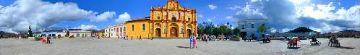 cathedral, san cristobal de las casas, mexico