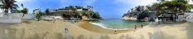 playa Angosta, Acapulco, mexico