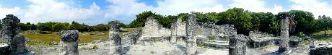 Ruinas el Rey 2, cancun, mexico