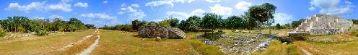 Ruinas de Dzibilchaltun 1, merida, mexico