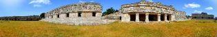 uxmal ruins 2, uxmal, mexico